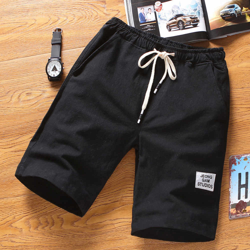 Yusealia Pantalones Hombre De Playa Pantalones Hombre Cortos Casuales Pantalones Deportivos Solido De Moda Transpirable Pantalones Deportivos Para Correr En Verano Iluminacion Iluminacion De Interior