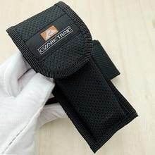 Nylon font b bag b font for folding knife sheath with Velcro
