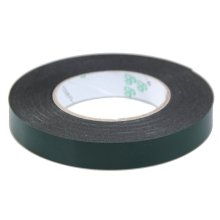 Multifunction Black Sponge Foam Double Sided Adhesive Tape (20mm*10m)