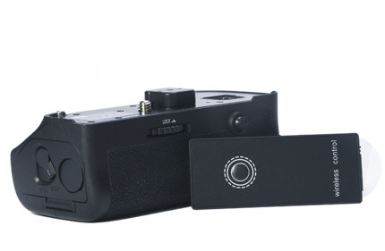 DMW BGG9 DMW BGG9GK Battery Grip 2 4G Wireless Remote Control for Panasonic LUMIX DC G9