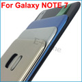 For Samsung Galaxy Note 7 N930 N903F Original Back Housing with Adhensive Glue Tape Glass Battery Door Cover for Galaxy Note 7