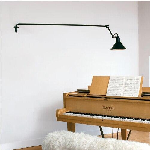 French designer classic Bernard Albin Gras Scandinavian long arm ...