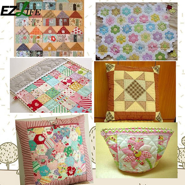 Kreative diy patchwork vorlage patchwork muster acryl patchwork 27 ...