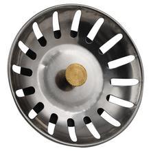 T-Лучший В Aliexpress продвижение 8 СМ Кухня Бассейна Дренажный Легирующей Примеси Раковина Отходов Ситечко Пробка Лич Зажигания