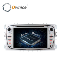 Ownice C500 Android 6 0 Quad Core 2G RAM Car DVD Player GPS For Ford Mondeo