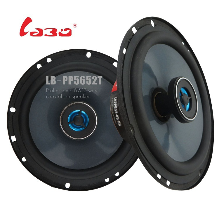 New 100 Watts High quality 6 2-way High-end car coaxial horn gray classic series of car audio speakers Free Shipping
