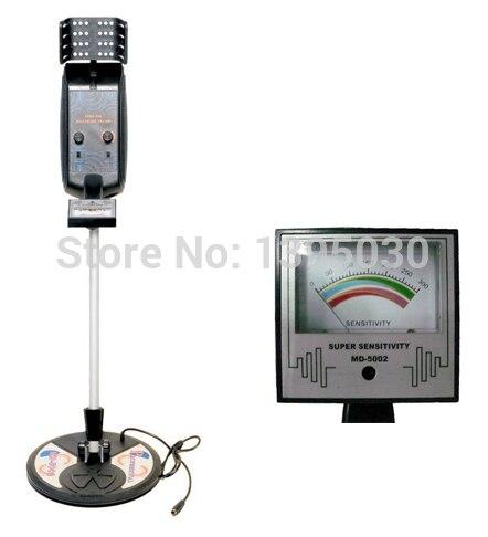 ФОТО 2 Pcs/Lot  MD-5002 Under ground metal detector,gold detector Hotsale