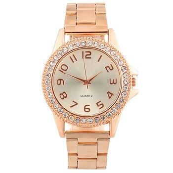 Luxury Brand Roman numerals Watch Women Watches Diamond Women's Watches Rose Gold Ladies Watch Clock relogio reloj mujer Hot