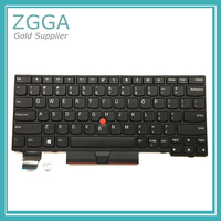 New For Lenovo Thinkpad E480 T480S L480 L380 Laptop US keyboard NO Backlight With Trackpoint 01YP360 01YP520 01YP080