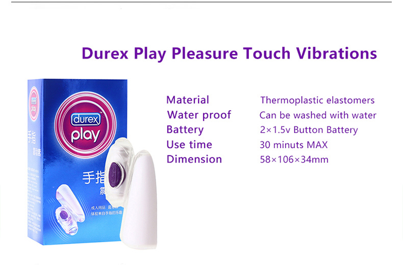 Durex Vibrator Multi-Speed Waterproof G Spot AV Wand vibromasseur femme, Magic Wand Sex toys For Woman