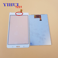 YIHUI For Samsung Galaxy Tab 4 7 0 T230 T231 Touch Screen Digitizer Glass LCD Display