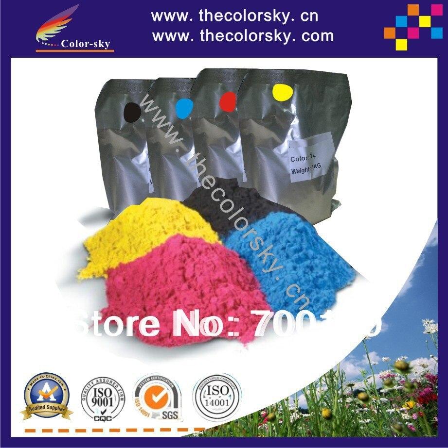 (TPKM-c250-3) original color copier laser toner powder for Olivetti D-Color MF25 Develop ineo +250 1kg/bag/color free dhl