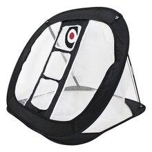 골프 연습 그물 실내 및 실외 휴대용 휴대용 골프 스윙 훈련 보조