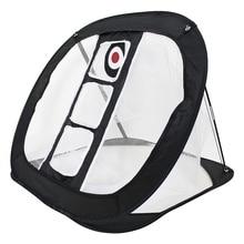 Golf Praxis Net indoor und outdoor Tragbare Tragbare golf swing training aid