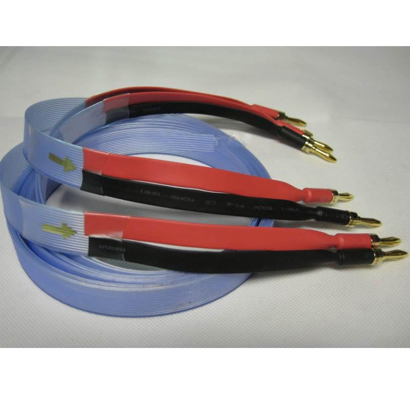 Hifi audio Silver Audiophile  Speaker Cable 2.5m DIY Pailiccs 14 core technica audio technica головка ath msr7se установлена портативная гарнитура с высоким разрешением качества hifi