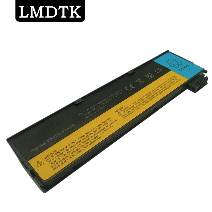 LMDTK New 6cells laptop battery FOR LENOVO ThinkPad T440 T440S  X240 X240S series 45N1127 45N1128 45N1129  Free shipping