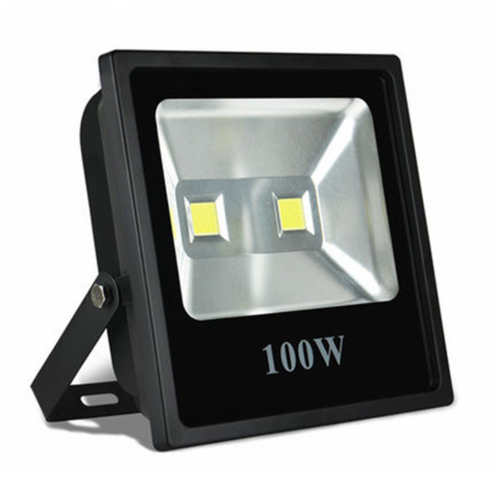 outdoor lamp AC85-265V 100w 150w 200W LED Floodlight Waterproof IP66 Warm/Cool White ...