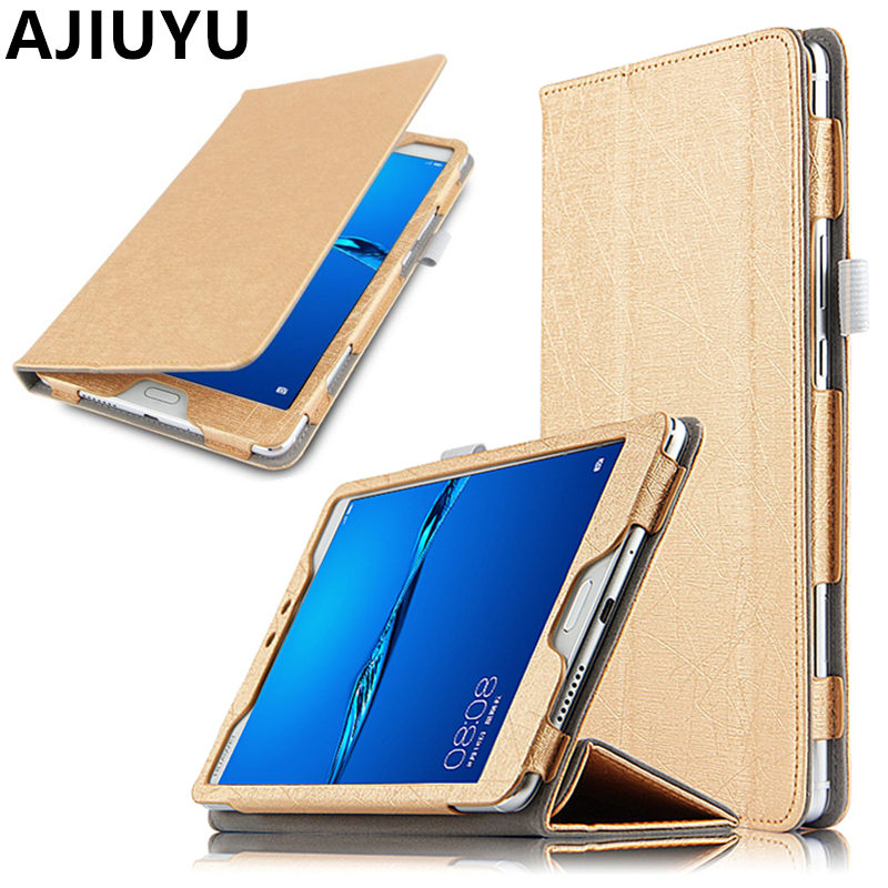 цена на Case For Huawei MediaPad M3 lite Case Cover M3 lite 8 Leather Protective Protector 8.0 inch CPN-L09 CPN-W09 CPN-AL00 Tablet Case