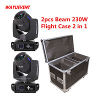 Sharpy Beam 7r 230w Moving Head Light with Flight case /Beam 230 Moving Head Professional Stage Equipment