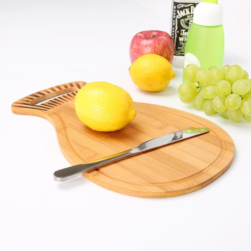 Natural Bamboo Cutting Board Chopping Block