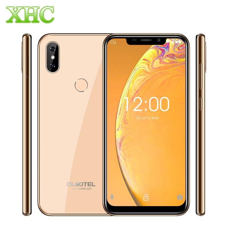 OUKITEL C13 Pro 6 18 19 9 Mobile Phone 2GB 16GB Android 9 0 MT6739 Quad