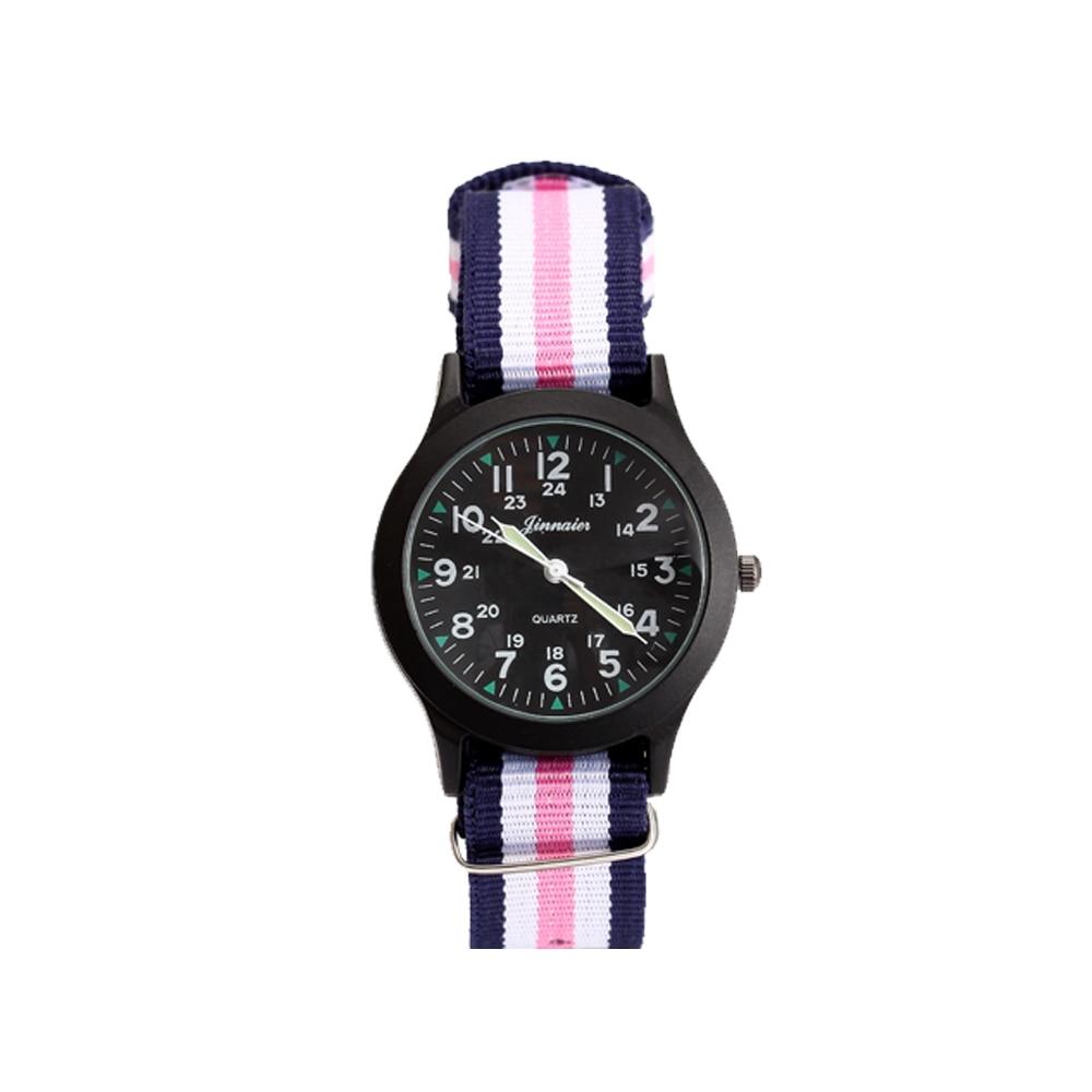 new famous brand men children boys girls fashion cool quartz Saber watches students canvas electronic Wrist watch drop shipping (4)