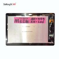 1920*1200 10.1 For Huawei MediaPad M3 Lite 10 BAH AL00 BAH W09 BAH L09 LCD Display touch screen Digitizer Assembly Part