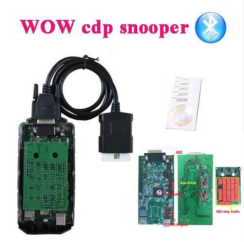3pcs 2019 Bluetooth v5.008/5.0012R2 סדק obd2 סריקה עבור delphis מכוניות משאיות OBD2 OBDII אוטומטי obd אבחון כלי