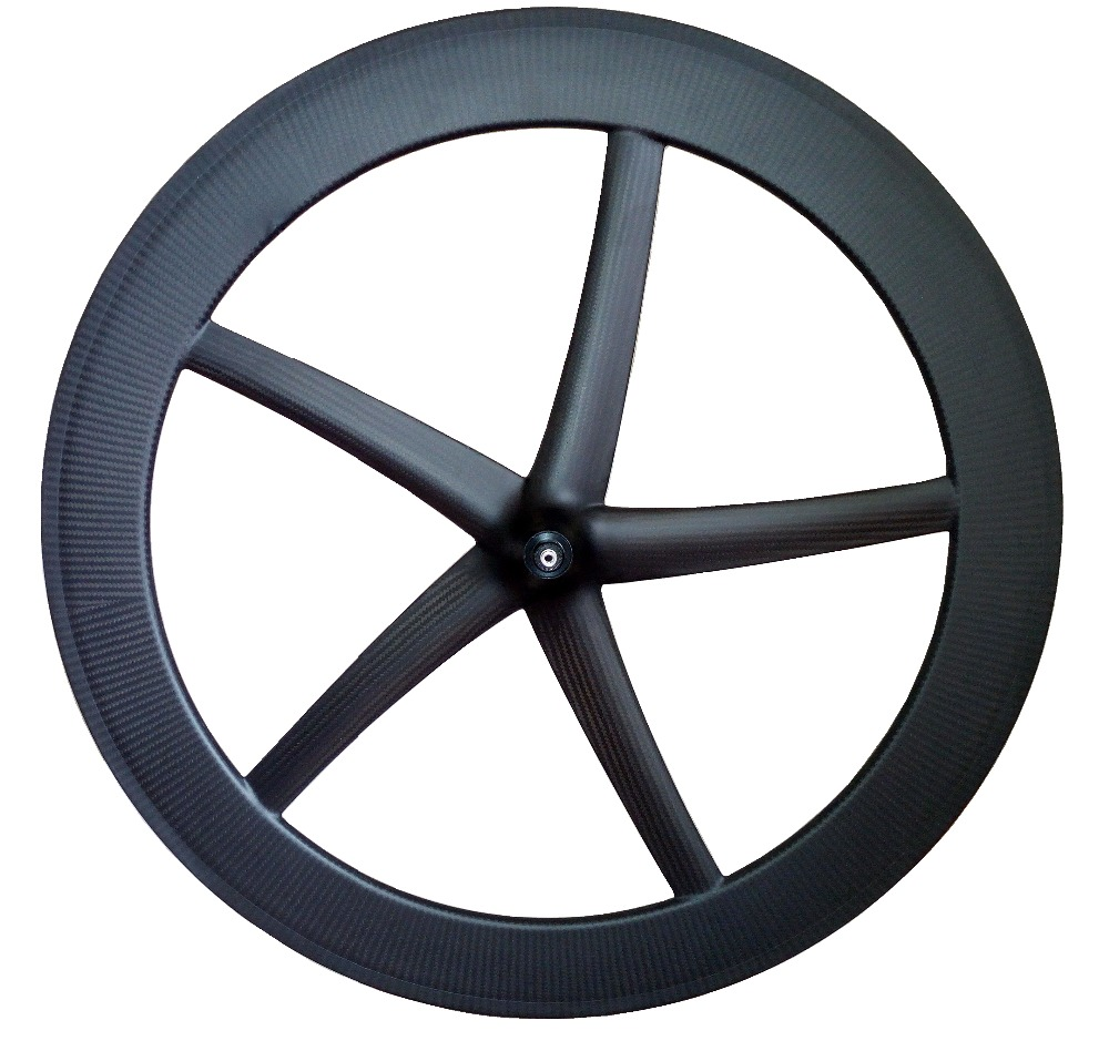 700C 25mm width 5-Spokes Clincher/tubular carbon Wheels Five-spoke 65mm depth  for Track/ Road Bike carbon wheelset 700c which spoke carbon wheels t700 v sprint carbon wheels 50mm carbon wheel with 20 5mm width d and t350hub