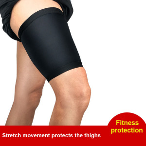 1PCS sport thigh guard muscle