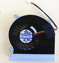 SSEA Brand New CPU Cooling Fan for MSI GE60 16GA 16GC series E33-0800401-mc2 PAAD06015SL A166