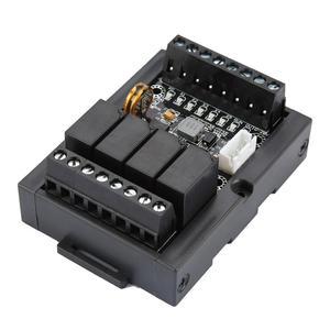 Image 5 - FX1N 10MRプログラマブルロジックコントローラplc産業用制御ボードとシェルdc 10 28v