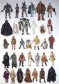 Lote de 20 Figura de Star Wars Jedi Sith Clone Trooper Strom C-3PO Obiwan Enviado Al Azar