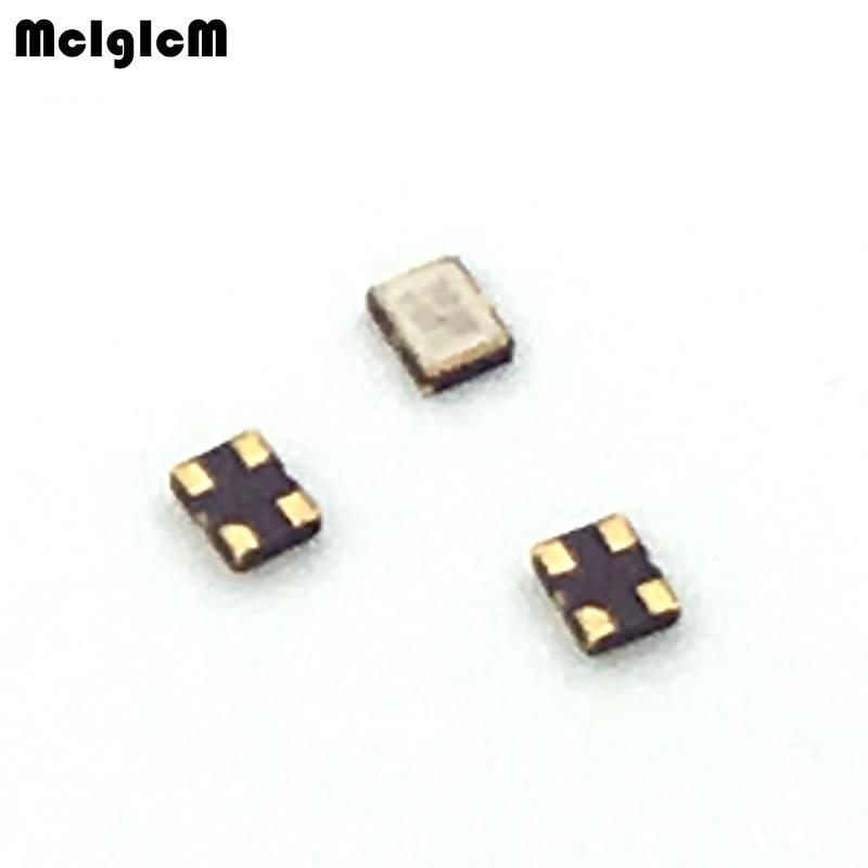 oscillators 100pcs 30ppm 15pf 8MHz 8.000mhz 3.3V 3225 oscillator active