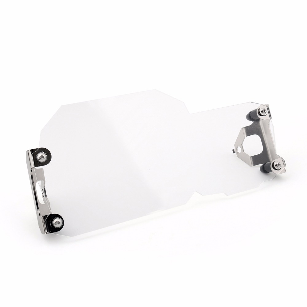 Sale For BMW F650GS F700GS F800GS F800R Motorcycle Moto Front Headlight Lens Guard Cover Protector
