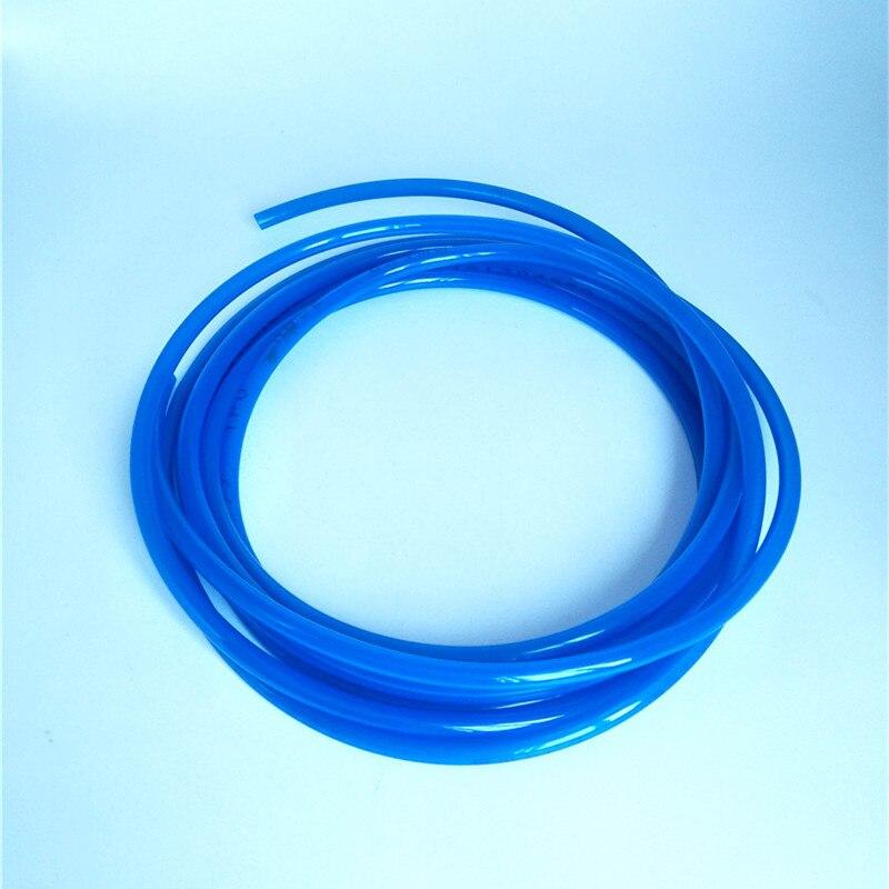 by NO-NAME Brand 1//8-1//8 Black Polyurethane Coiled Air Hose 4m