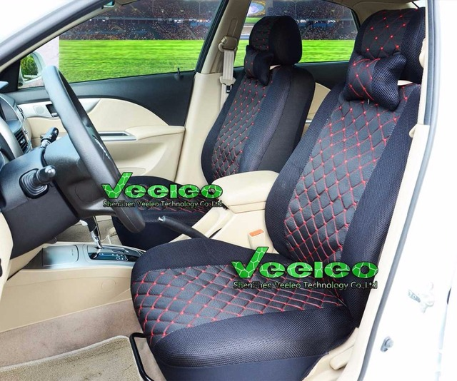 Front Rear Universal Car Seat Cover For DAIHATSU Boon Tanto MoveLatte Mira Gino