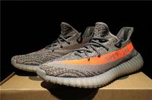 98a85cf6df6a8 New Top Boost yeezys air 350 V2 Kanye West SPLY Semi Frozen Women Men Mens  Luxury