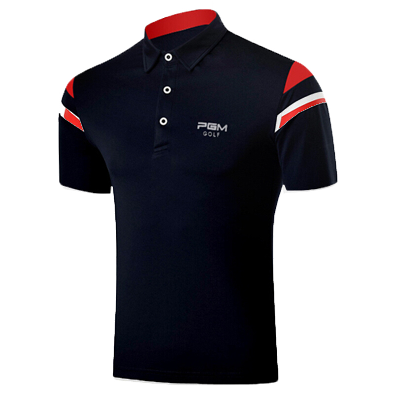 High Quality Ultra-thin Men Short Sleeve Polo Shirt Tops Uniform Clothes Ultralight Summ ...