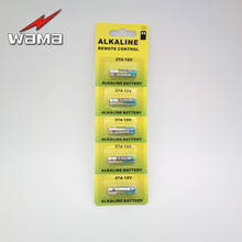 Baterias para o para o Carro 5X Bateria Alcalina 27A A27 12 V Alarme-remoto Wama Células 27ae 27mn Primária Seca Carro Remoto Brinquedos Relógio Calculadoras