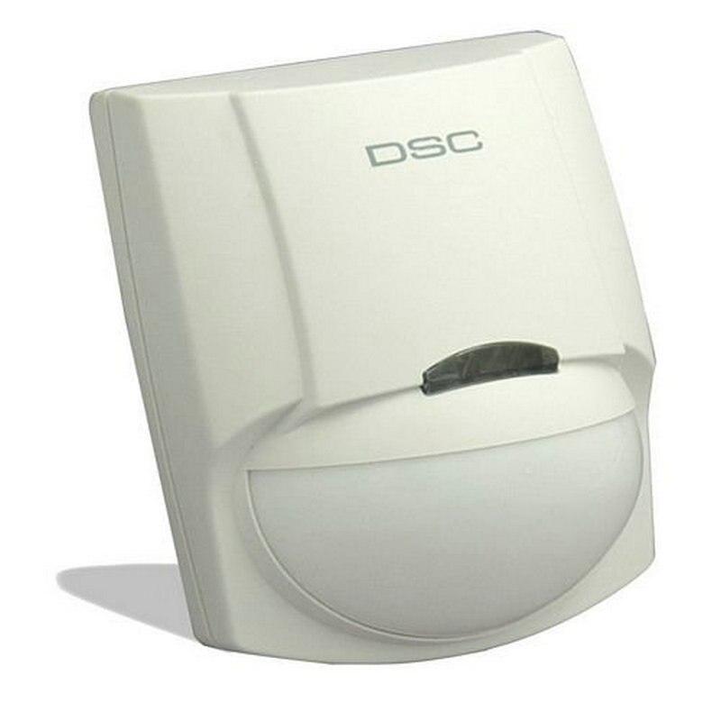 Darmowa wysyłka (2 sztuk) DSC LC 100 dobrej jakości PIR wykrywacz ruchu dla inteligentnego alarmu domowego w Czujnik i detektor od Bezpieczeństwo i ochrona na AliExpress - 11.11_Double 11Singles' Day 1