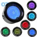 """Nova marca de 2 """"(52mm) EVO LCD Volt-12 V Volt Medidor/medidor de Volts/auto medidor/car meter/medidor de corrida"""