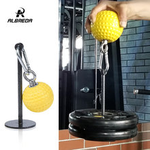 ALBREDA 7.2/9.7cm Fitness Grip ball arm exercise accessories