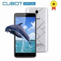 Cubot Max 6.0 pouce HD Écran 4100 mah Smartphone 3 gb RAM 32 gb ROM Téléphone portable MTK6753A Octa Core android 6.0 Téléphone Mobile