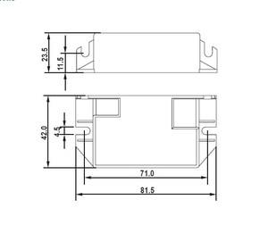 Image 5 - 40個RW12 180 10殺菌ランプ電子バラスト230v 120v 4ワット6ワット8ワットランプTUV6W TUV4W TUV8W ce証明書