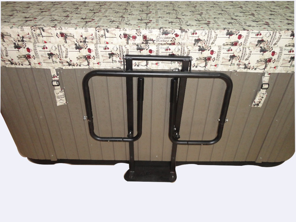 spa hot tub cover lifter easy to handle over support for any vary ...