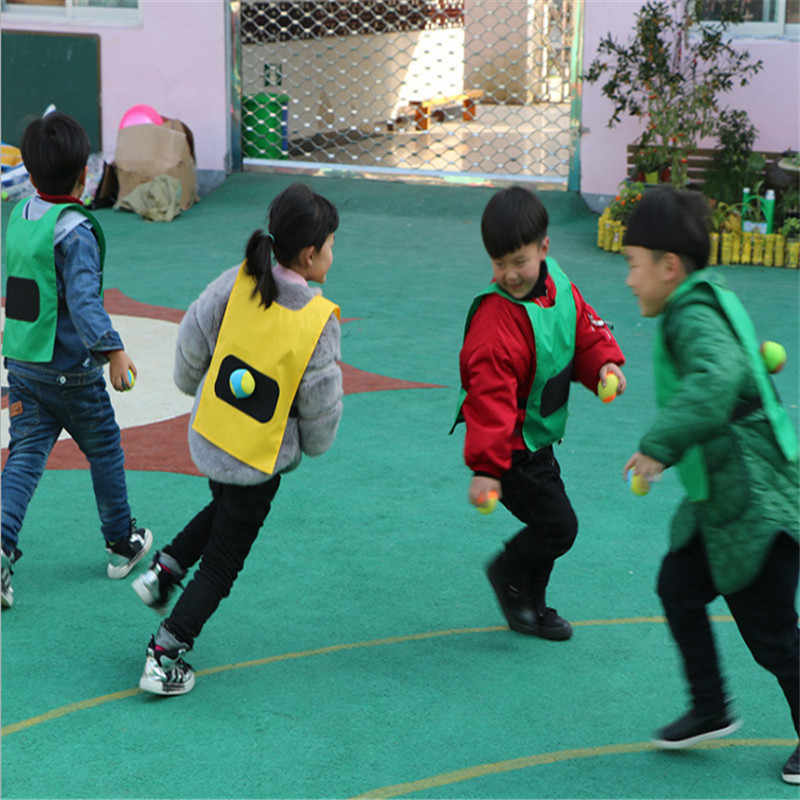 Уличная школа Catch Pull Bills детские игры спортивные игрушки для активного отдыха Оборудование для детского сада развивающие игрушки жилет для детей