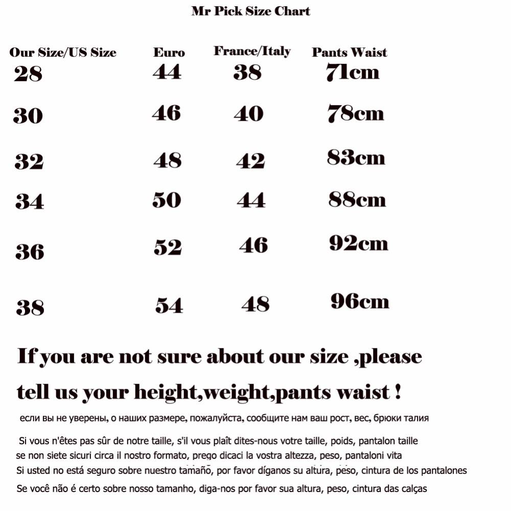 shorts size