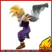 "100% Original BANDAI STYLING PVC Toy Figura-Son Gohan Super Saiyan de ""Dragon Ball Z""(China)"