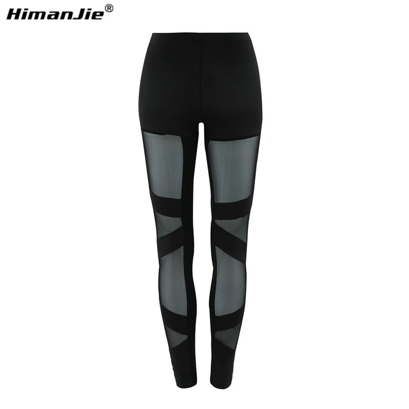 Hollow Women Yoga Pants Sports Exercise Tights Fitness Running Jogging Trousers Gym Slim Compression Pants Leggings Hips Push Up
